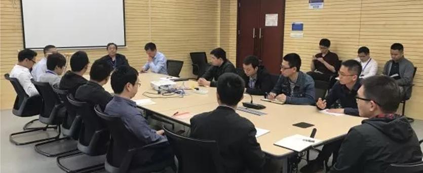 """中国汽研汽车工程研发中心开展""""员工面对面交流日""""座谈会"""