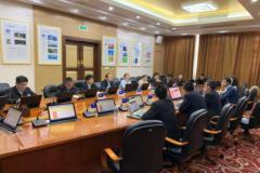 招商局集团PMO办公室联合麦肯锡团队调研招商南油质效提升工作
