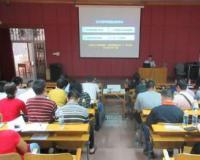 中金岭南科技公司研究开发项目管理及政策培训会议在韶冶厂召开