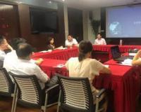 中咨投资事业部举办投资项目管理系列培训第一期EPC合约管理