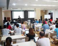 国际项目经理专业资质认证(IPMP)中国认证委员会主席欧立雄教授受邀为大横琴公司提供国际项目管理培训