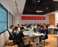 哈工大机器人(扬州)科创中心召开项目管理培训会